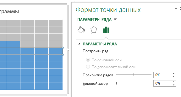 89-16-боковой зазор ряда данных